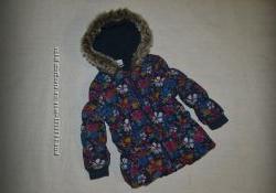 Детская куртка для девочки Topolino