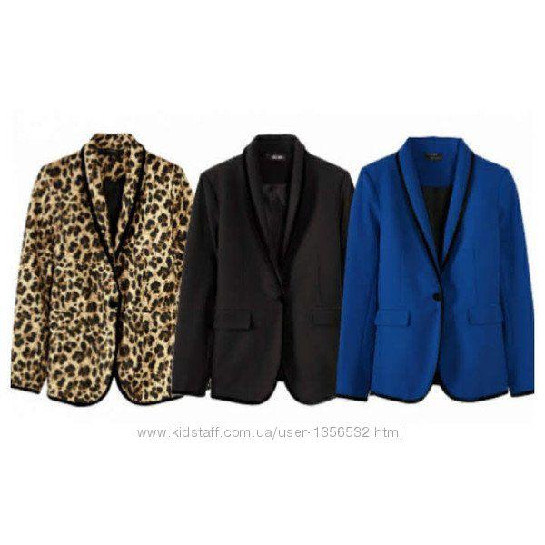 Пиджак классический, жакет, 34, 38, 44,  Esmara by Heidi Klum, Германия