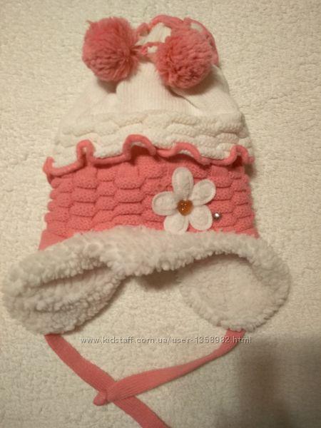 &nbspШапка зимова  в ідеальному стані на 1-1, 5 роки,  дуже тепла шапка зимняя