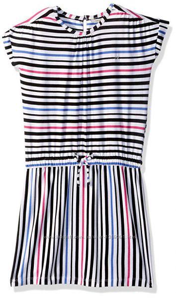платье Calvin Klein Jeans на девочку 5 лет вискоза