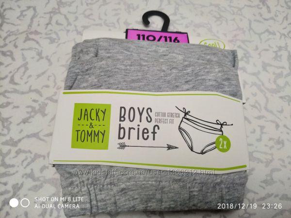 Новый качественный набор трусов от Jacky & Tommy, раз. 110116