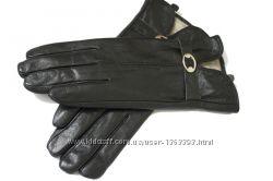 Перчатки премиум качества лайковые женские