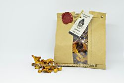 Сушені лисички пакунок 50 грамів