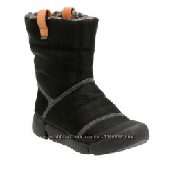 Зимові черевики Clarks Tri Aspen Gtx Black