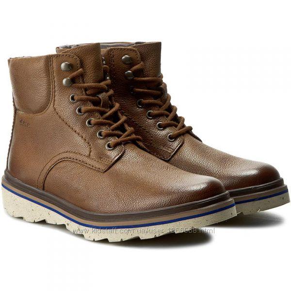 Зимові черевики Clarks Frelan Top Brown d40f0d3f48538