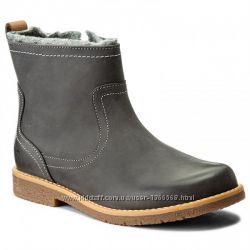 Шкіряні черевики Clarks Tildy Moe Inf Grey