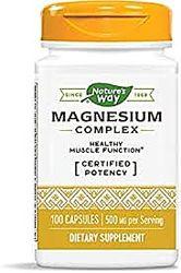 магний цитрат Nature&acutes Way, Magnesium Complex