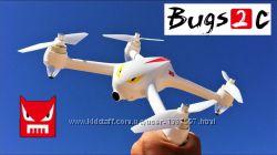Квадрокоптер MJX B2C с Full HD камерой и GPS, бк моторы, 1 км, 18 минут