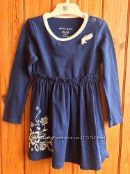 Платье Gloria Jeans, размер по бирке 12-18 месяцев, идёт на рост 80-86 см