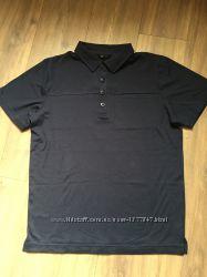 Мужская футболка-поло mpg тёмно-синяя
