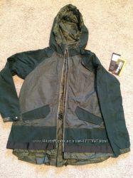 Куртка mpg с тинсулейтом зелёная