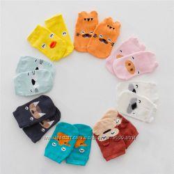 Носочки антискользящие детские, пинетки, дитячі носки со стопперами