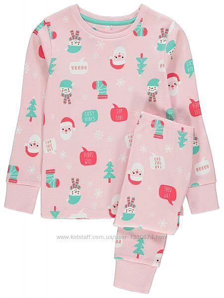 пижама m&s р.110-116