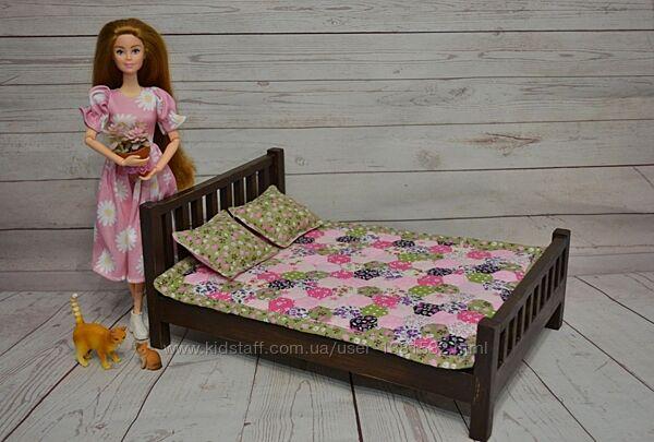 Одеяло для кукол в технике печворк