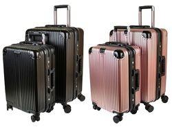 Комплект из двух чемоданов ABS-пластик