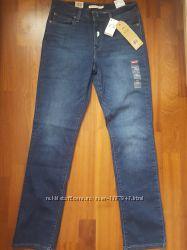 Фирменные джинсы разных брендов Levis, Bershka, Gap,  Uniqlo, на ОБ 95-105