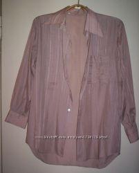 e464f05e1eb0bb6 Мужская рубашка светло-коричневая, 10 грн. Мужские рубашки купить ...