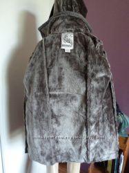 Теплая дубленка франция бренд b&eacutelier lainé натуральная шерсть барашка