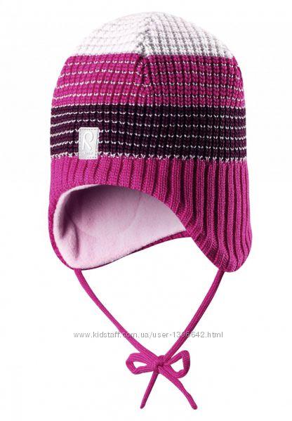 Зимняя шапка REIMA для девочки Размеры в наличии - 48 см, 50см