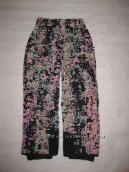 152-158 см рост, зимние лыжные термо штаны от финского производителя