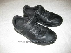 18, 5 см стелька, кожаные туфли M&S, можно в школу