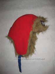 3-7 лет, зимняя термо шапка ушанка финская