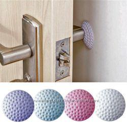 Дверной ограничитель, упор, отбойник, бампер, протектор, силиконовый.
