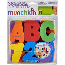 Munchkin. Аква буквы Munchkin Буквы англ. и цифры