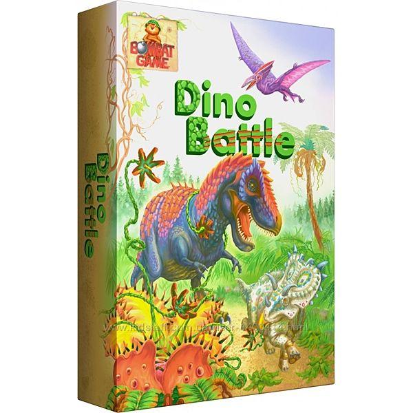 Дино Батл - Веселая семейная игра. Оригинал