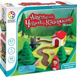 Красная шапочка Smart Games - развивающая детская игра