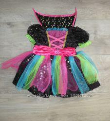 Нарядное платье на Хеллоуин для малышки
