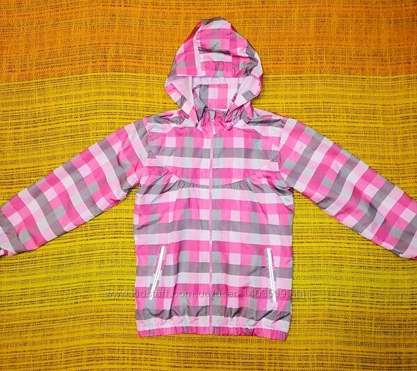 Куртка - ветровка Okay, девочка 9-10 лет, рост 140 см
