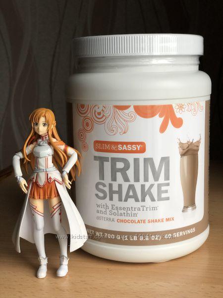 Протеиновый коктейль Стройные и дерзкие  Slim & Sassy TrimShake Chocolate