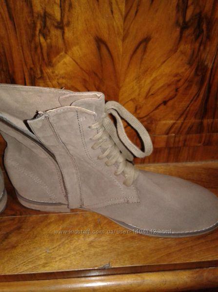 В наличии H&m фирменные ботинки