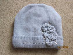 Шапка шапочка серая