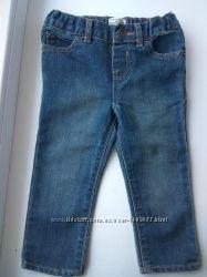 Фирменные джинсы childrens place, США, 18-24 мес.
