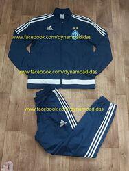 Спортивный костюм Динамо Киев Адидас Adidas Tiro15 PRE SUIT S22272 оригинал