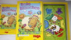 HABA Настольная игра Белла Маленький Цветок 4093
