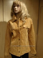 Куртка замшевая натуральная.