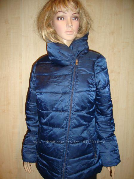 Летняя цена/Куртка деми синяя 48.
