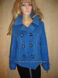 Синий пиджак деми идеальное состояние.