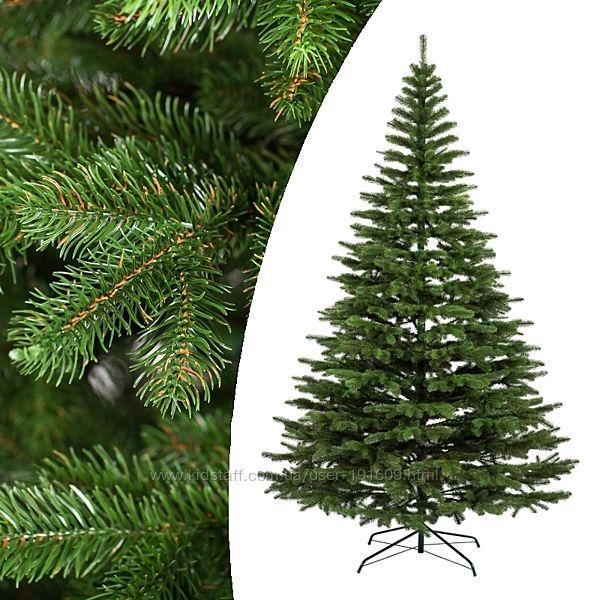 Литая искусственная елка Ковалевская зелёная