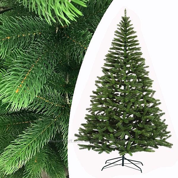 Литая искусственная елка Президентская зеленая