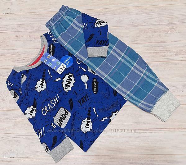 Пижама Nutmeg мальчику 1,5-2 года