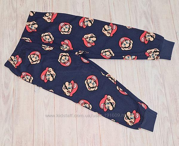 Домашние пижамные штаны Primark мальчику 1,5-2 года