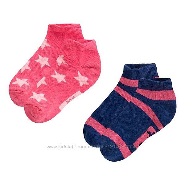 Комплект высококачественных носков  Canada House девочке 33-36 размер Испан