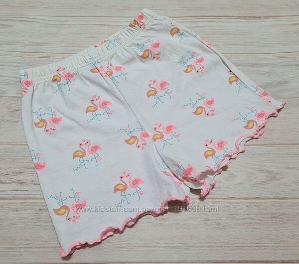 Домашние шорты Matalan девочке 2-3 года
