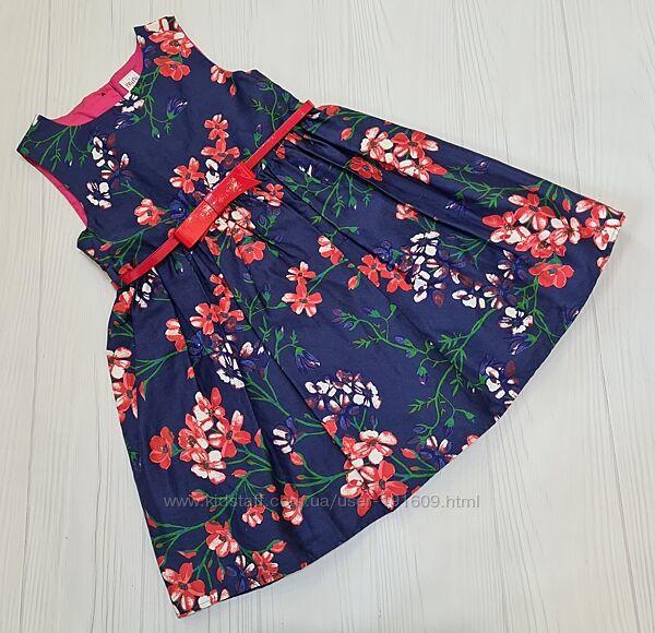 Платье Mini Club девочке 3-4 года