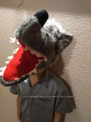 Волк новогодний костюм. На любой детский возраст.