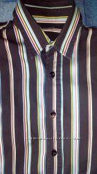 Красивая рубашка на мальчика 7-8лет